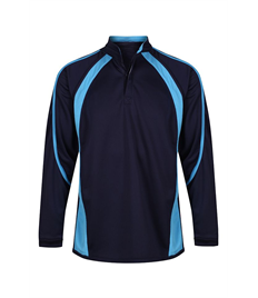NAVY / BLUE REVERSIBLE SPORTS TOP