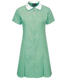 SUTTON GREEN SUMMER DRESS