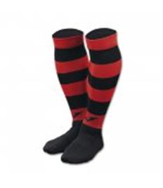 RED/BLACK SOCKS