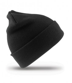 KIDS WINTER TRAINING BEANIE WITH EMBROIDERED CLUB BADGE