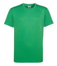 SUTTON GREEN PE T-SHIRT