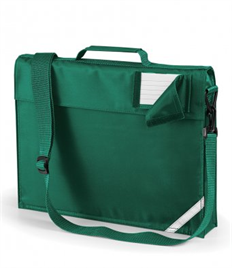 CHILDER THORNTON BOOK BAG WITH CARRY STRAP